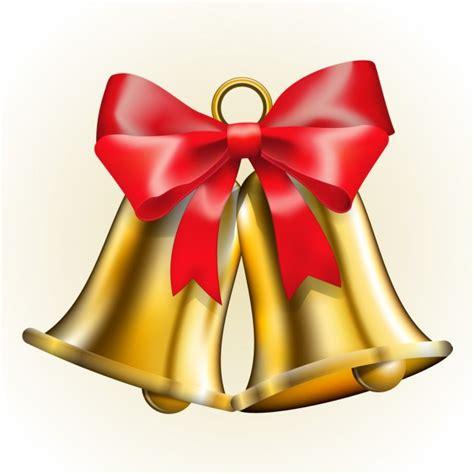 jingle bells with red loop vector free download