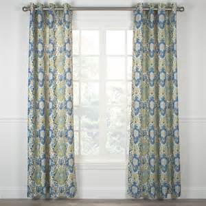 curtain rods for grommet top curtains tuscany grommet top curtain panel
