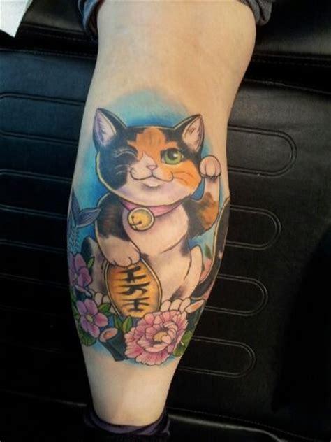 tattoo cat neko maneki neko tattoo pinterest maneki neko tatouages