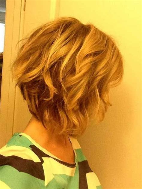 short hair with slight waves 25 trendy short textured haircuts to try bobs your hair