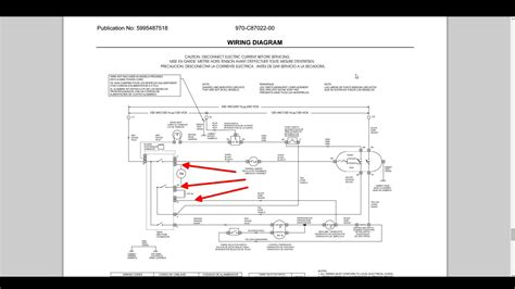 electrolux dryer wiring diagram wiring diagram with