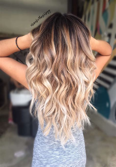 hairstyles with ombre highlights 27 pretty blonde ombre hairstyles