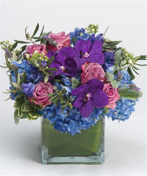 Floral Arrangements Delivery by Blue Flower Arrangement Flower Delivery In Philadelphia