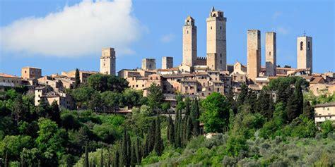 la culla siena san gimignano borgo medievale in provincia di siena
