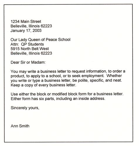business letter salutation colon visual aids and more the best thing you can do to