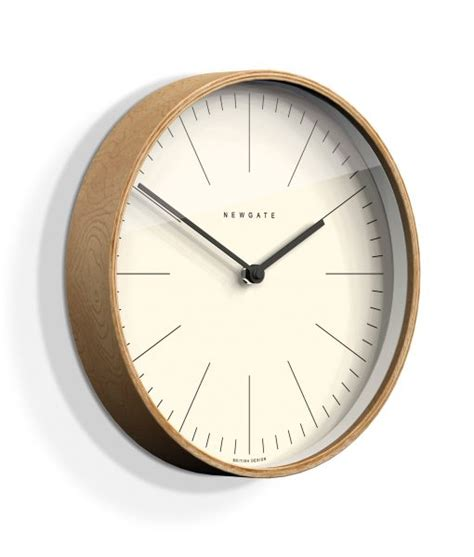 minimalist wall clock newgate mr clarke minimalist wall clock neutral