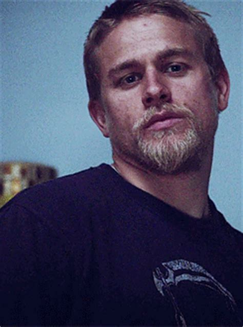 jax teller with short hair charlie hunnam