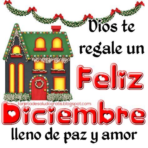imagenes de cumpleaños en diciembre tarjeta nueva de feliz diciembre lleno de paz y amor