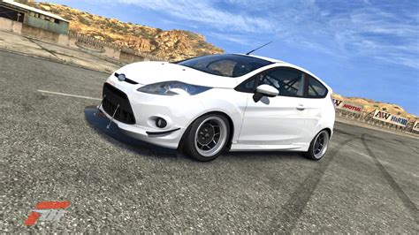Forza 3 Auto Tuning by Forza 3 Ford Fiesta Tuning