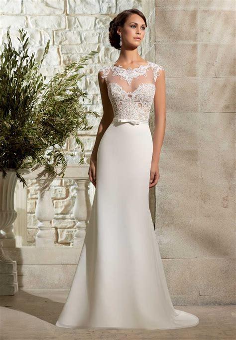 Billige Brautmode by Vintage Mermaid Lace Wedding Dresses Galia Lahav White