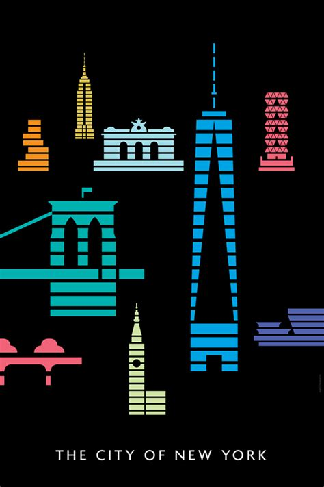 icon design nyc the city of new york on risd portfolios