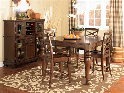 porter dining room set liberty furniture dining room sets ashley furniture