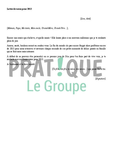 Modèles De Lettre Félicitations Naissance Sle Cover Letter Exemple De Lettre Voeux