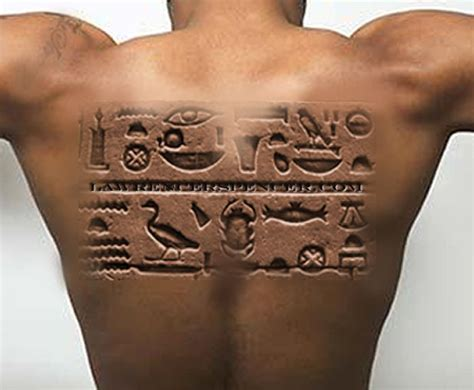 hieroglyphic tattoos best 25 hieroglyphics ideas on