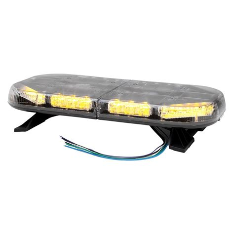 Led Emergency Light Bar Whelen 174 Mini Justice Quot Je Quot Competitor Series Led Led Emergency Light Bar