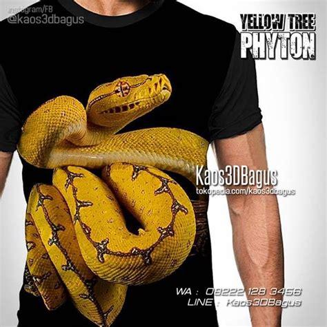 Kaos Snake 52 best kaos reptil kaos ular reptil mania kaos3d