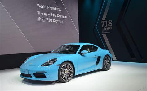 Cayman Porsche Preis by Lagunapeach 2018 Porsche 718 Cayman Concept And Change