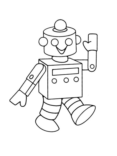 Drawing Robot by Robots Drawings Search Crafts