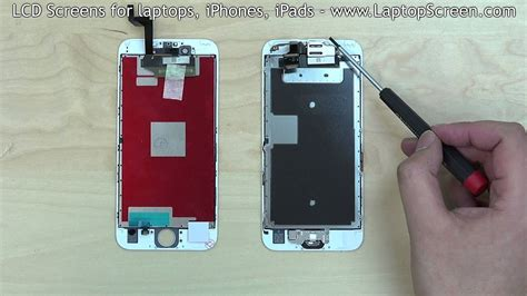 iphone  screen replacement digitizer glass  lcd