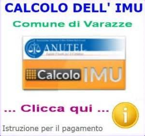 comune di albenga ufficio tributi varazze calcolo acconto imu 2012 on line savonanews it