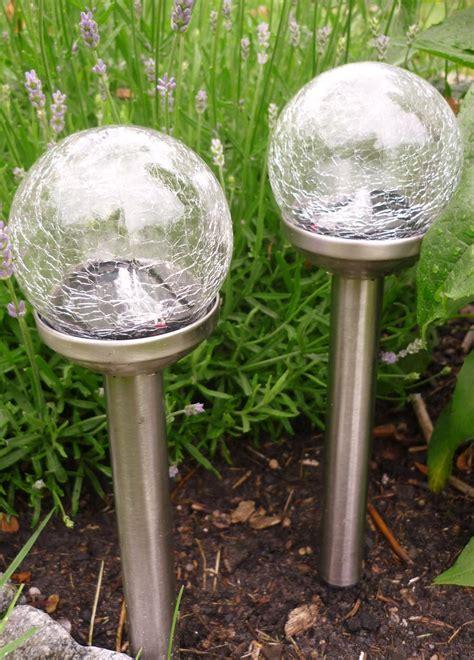 solarleuchten garten kugel solar led kugelleuchte 2er set gartenkugel kugel garten