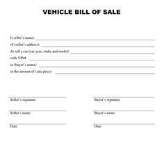 printable auto bill of sale canada free printable printable bill of sale for travel trailer
