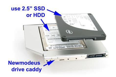 Konektor Harddisk Dvd Rom Eks Netbook Notebook universal hdd ssd caddies newmodeus drive caddys