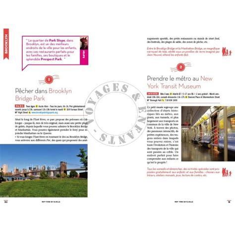Matelas 2 Places 2623 by New York En Famille Guide De Voyage Graines 2