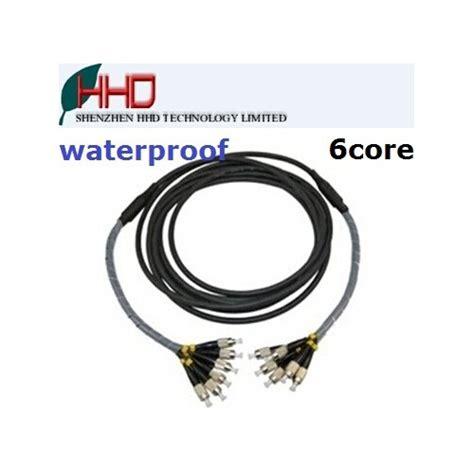 Fiber Optical Patchcord Lc Upc Lc Upc Single Mode Duplex 1 5 Mtr fc 6core singlemode waterproof armored patch cord