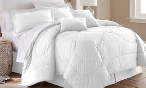 down comforter deals down alternative comforter deal of the day groupon