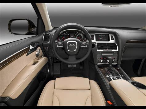 Audi Q 7 Interior 2009 Audi Q7 Dashboard 1920x1440 Wallpaper