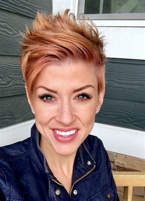 30 stylish tapered short hairstyles to look bold and elegant