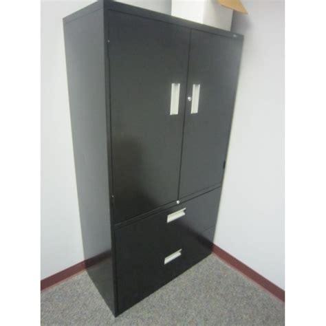 black 2 door filing cabinet black 2 drawer lateral filing cabinet w 2 door enclosed
