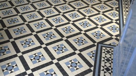 Victorian Floor Tiles   Sheeted Ceramic Tile Design and