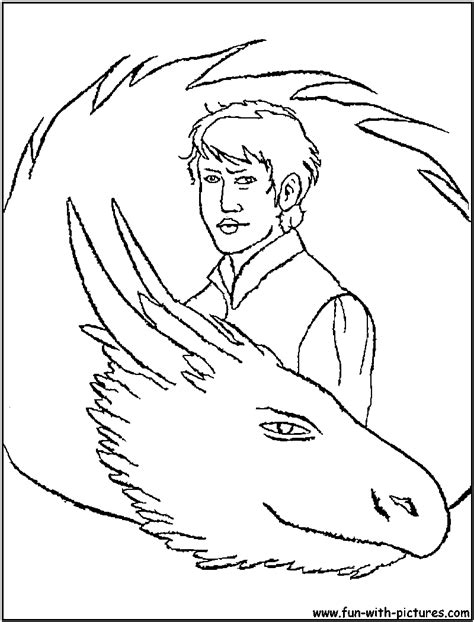 Eragon Coloring Pages eragon free coloring pages