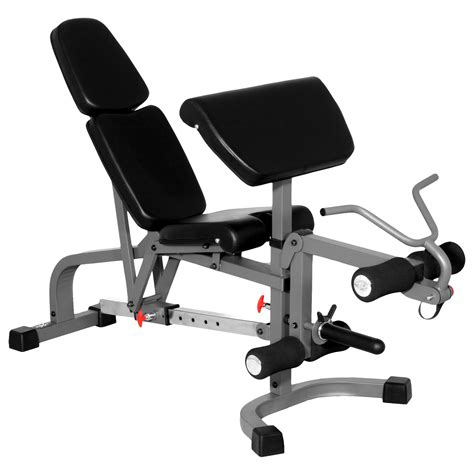 weight bench with preacher curl attachment xmark flat incline decline fid bench with leg extension