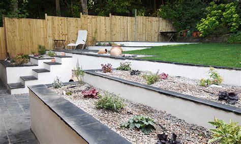 Henley on Thames, Terraced Garden Dream Gardens