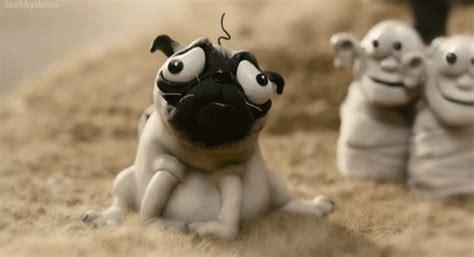 pug animation pugs animated gif