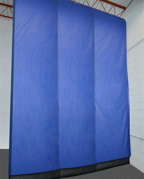 heaviest insulated industrial freezer curtains