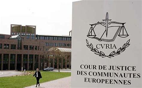 sede della corte di giustizia europea isps prohibited p2p filtering by the european court of