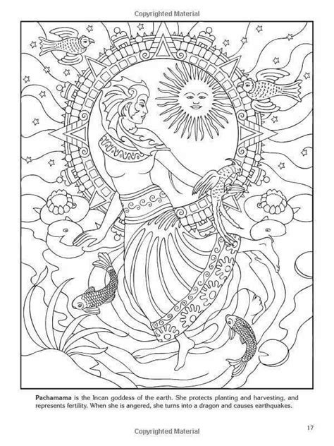 goddess mandala coloring page 1369 best images about mandala spiritual colouring on