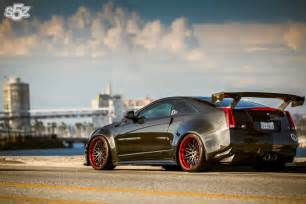 D3 Cadillac For Sale Official Cadillac Cts V Coupe By D3 Cadillac Gtspirit
