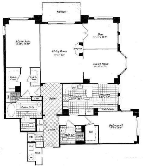buckingham floor plan