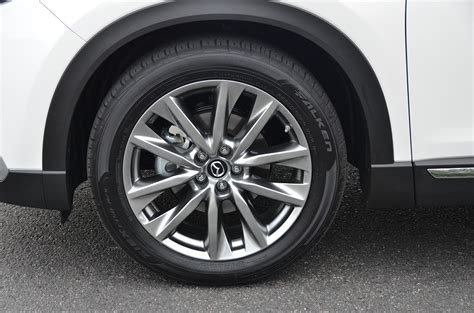 tires for mazda cx 9 2018 mazda cx 9 awd signature review test drive