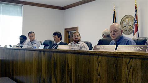 Pearl River County Court Records Board Of Supervisors Holds Two Executive Sessions