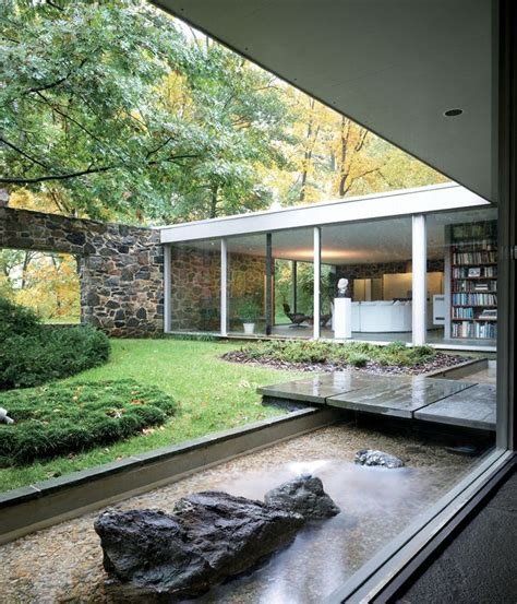 25 best ideas about courtyard house on