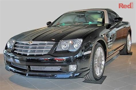 Crossfire Chrysler Price by 2005 Chrysler Crossfire Zh Srt 6 Coupe 2dr Spts Auto 5sp 3