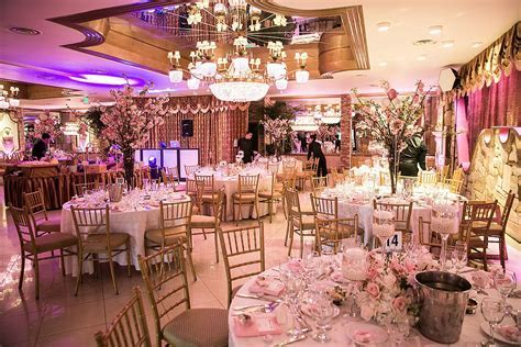 Long Island Wedding Decor at Leonard's Palazzo