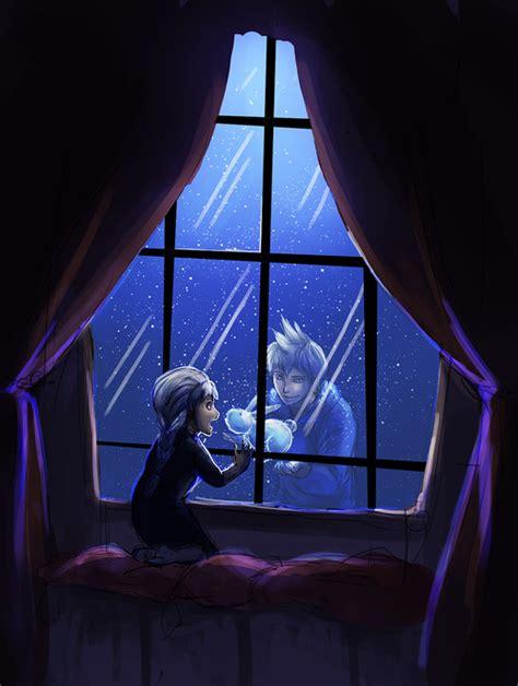 film frozen elsa and jack jelsa frozen fan art 36287170 fanpop page 27