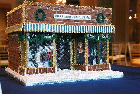 Award winning gingerbread houses photos